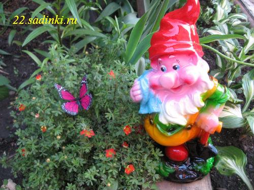 купить садовые фигуры